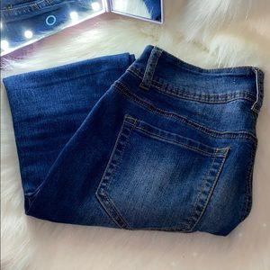 Blue jeans!!
